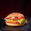 ...dem leckeren Chicken Burger, wurden auch Eigenkreationen fotografiert.