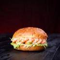 Auch Sea Food Burger kamen unserem Fotografen vor die Linse