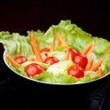 Auch für die Freunde gesunder Salate wird der neue Burgerladen Eigenkreationen bereitstellen