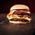 Foodfotografie von Christian Belzer für Burger Palace