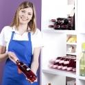 Bei Wein ist die optimale Trinktemperatur ausschlaggebend für die Entfalltung der Aromen