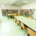 So konnten wir die neugestaltete Bibliothek in Berlin fotografieren