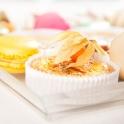 Durch Foodstyling werden die ohnehin schon köstlichen Macarons ins richtige Licht gesetzt