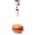 Speziell die schokoladigen Macarons sind der Renner