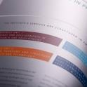 Der Geschäftsbericht wurde sowohl englisch als auch deutsch veröffentlicht