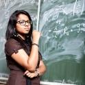 So werden Studenten zu Dozenten, zumindest bei diesem Fotoshooting