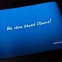 Die 36-seitige Broschüre erscheint in drei Sprachen und wird weltweit verteilt.