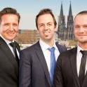 Die drei Geschäftsführer der Studitemps GmbH