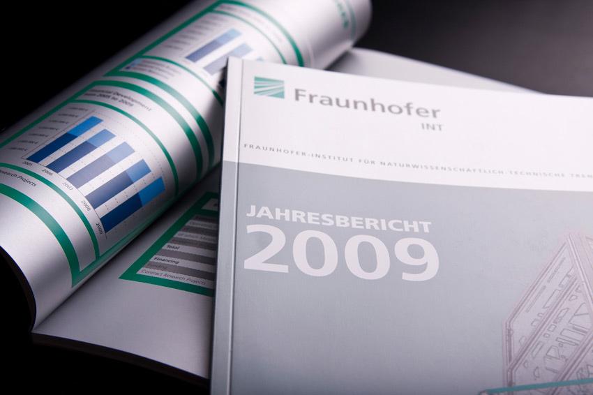 Fraunhofer Geschäftsbericht 2009