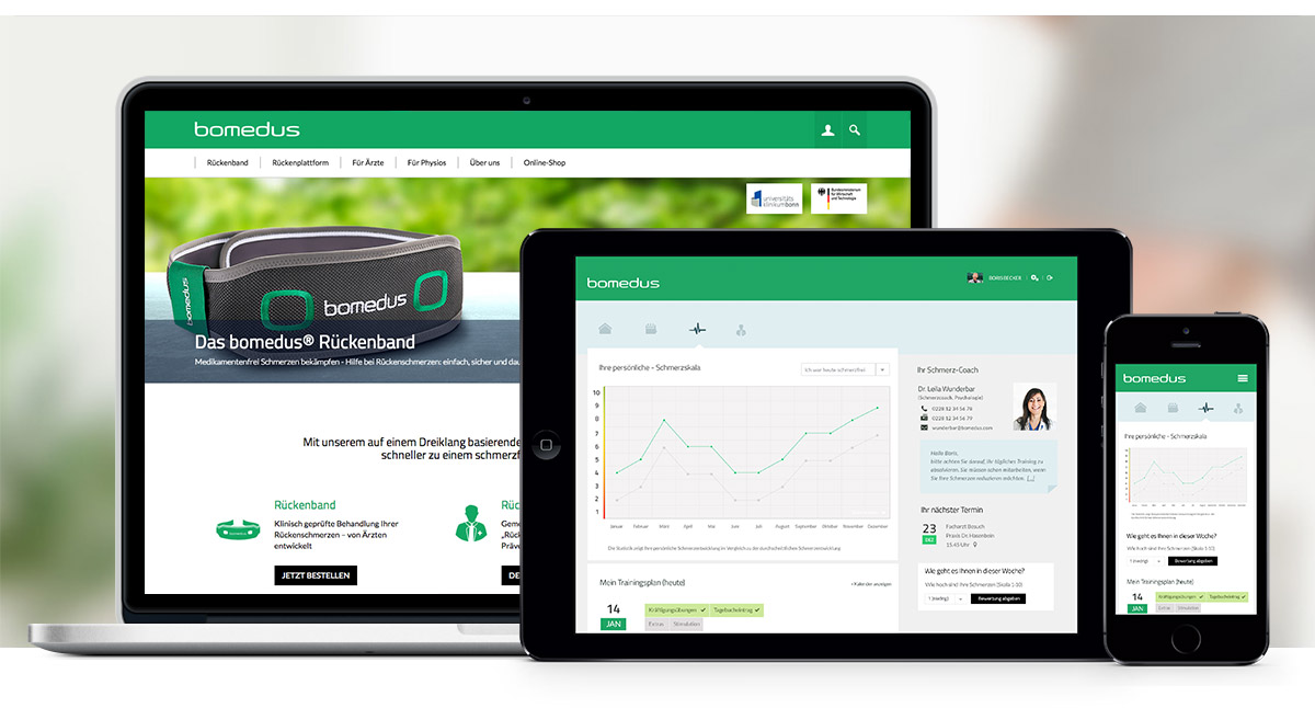App Entwicklung Bonn, Köln, Mainz und bundesweit