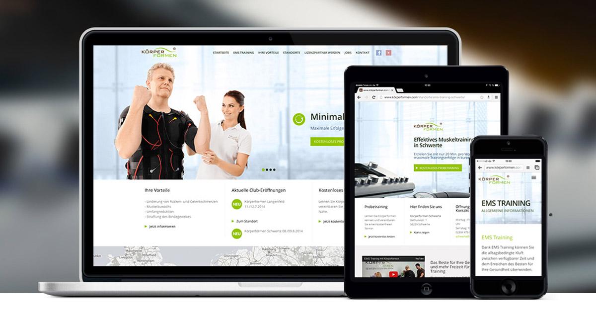 web portal entwicklung bonn, köln, mainz & bundesweit