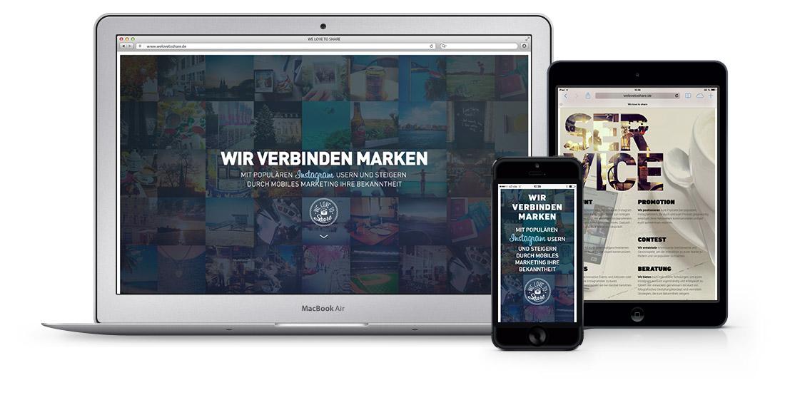 Responsive Webdesign Fullscreen mit Video