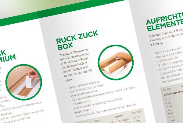 Print Design Folder