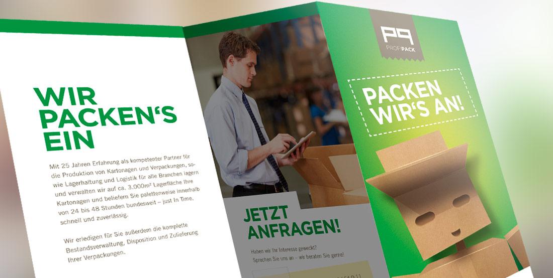 Print Design Flyer