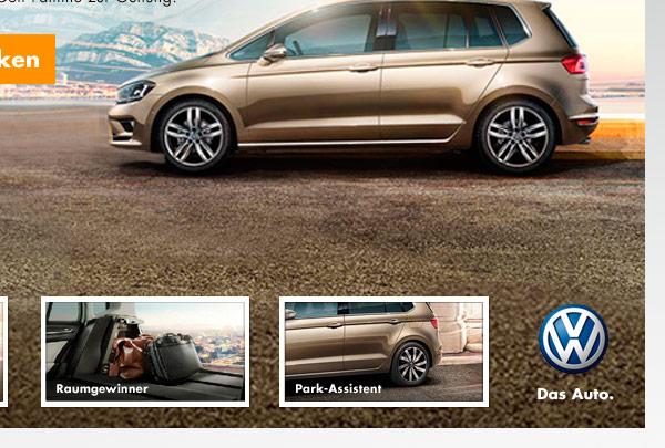 Online Werbung für VW - Pitch