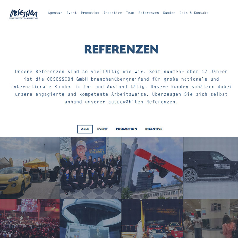 obsession-responsive-wordpress-website