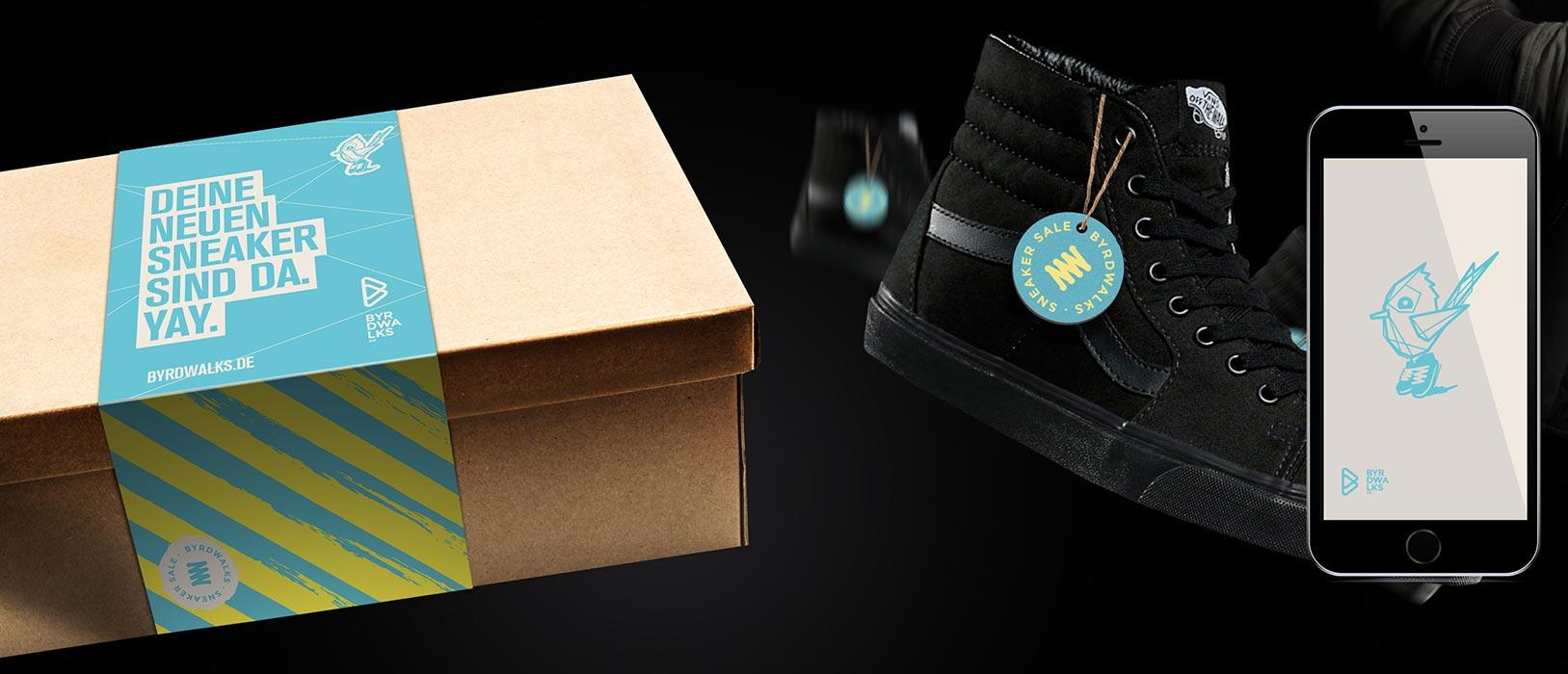 coporate design und packaging